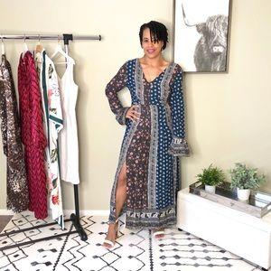 Dresses & Skirts - NWT! Boho Maxi Dress 🎉Former Host Pick!🎉